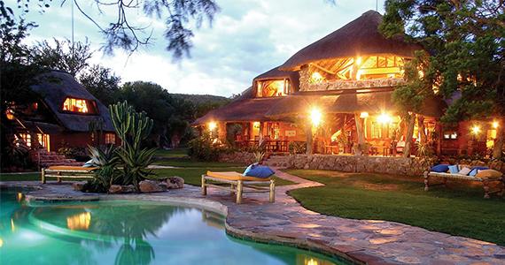Win a Luxury Safari Holiday
