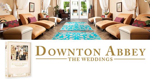 Win a Luxury Spa Break with Downton Abbey!