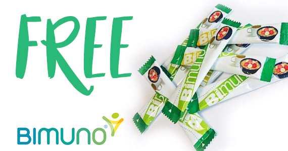 Free Bimuno Food Sample Pack