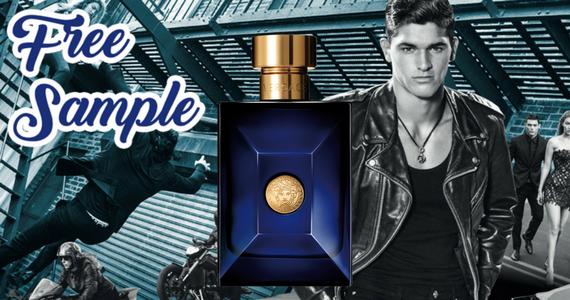 Free Versace Dylan Blue Perfume Sample