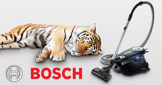 Win a Bosch Power Silence Vacuum