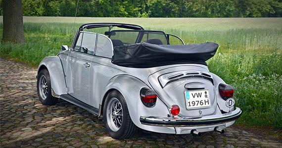 Win a Convertible VW Beetle