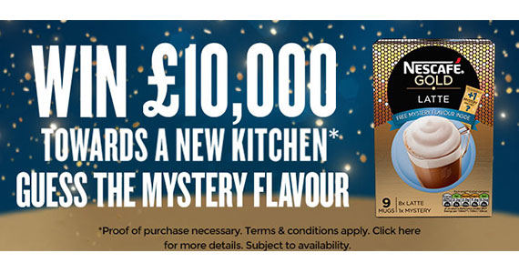 Win £10,000 from ASDA to Redo Your Kitchen