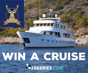 Win a Luxury Scottish Super Yacht Cruise