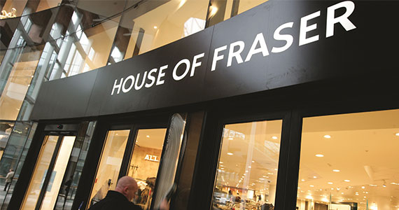 Win a House of Fraser Personal Shopping Consultation