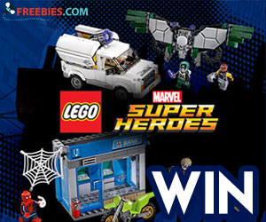 Win Lego Sets