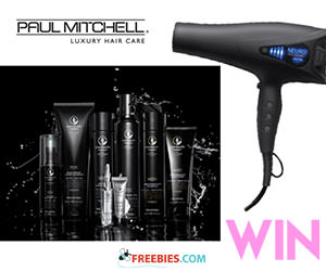 Win a Paul Mitchell Luxury Hair Care Bundle