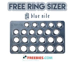 Free Blue Nile Ring Size Chart