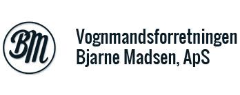 VOGNMANDSFORRETNINGEN BJARNE MADSEN ApS