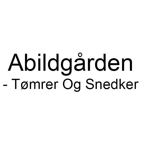 Abildgården – Tømrer Og Snedker