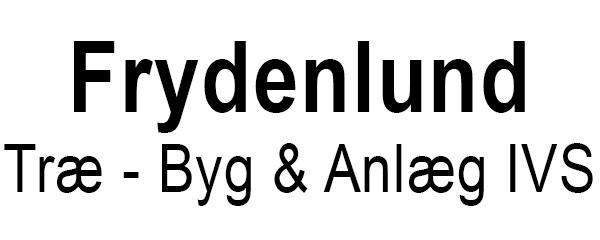 Frydenlund Træ – Byg & Anlæg IVS