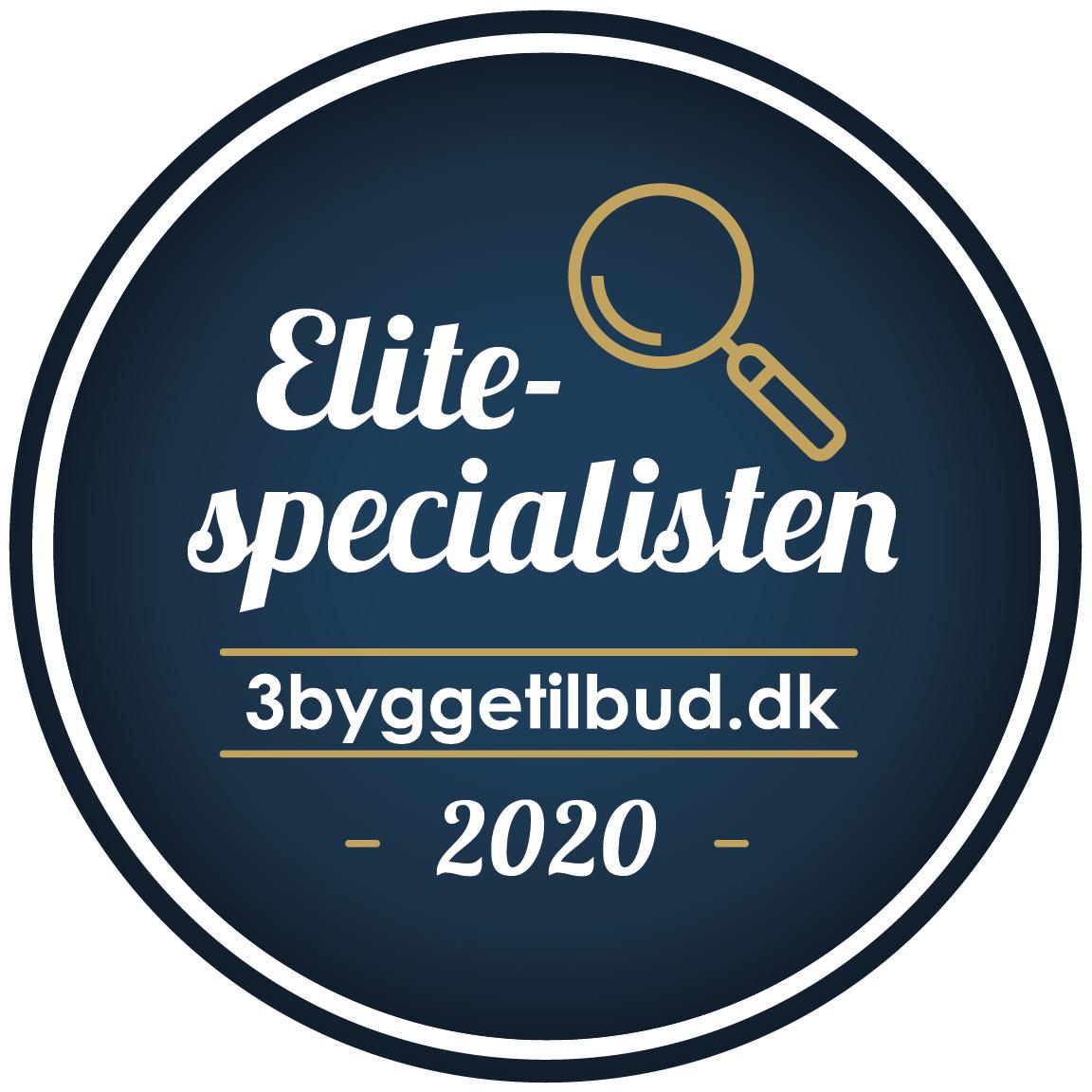 Elite specialisten 2020