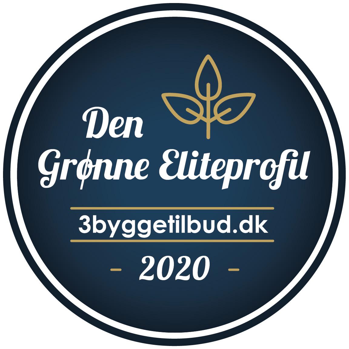 Den grønne eliteprofil 2020