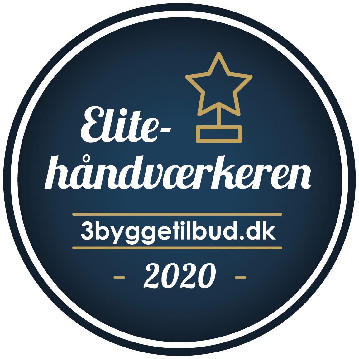 Elite håndværkeren 2020