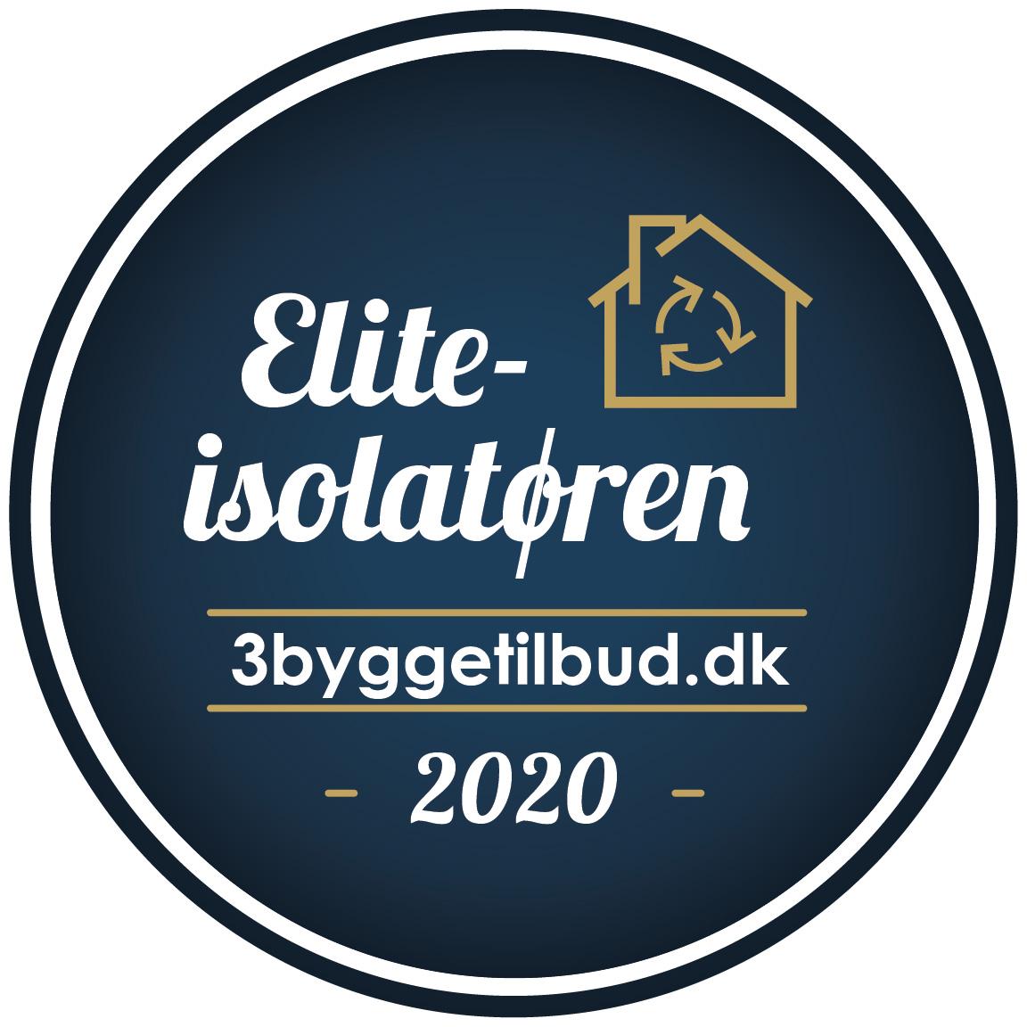 Elite isolatøren 2020