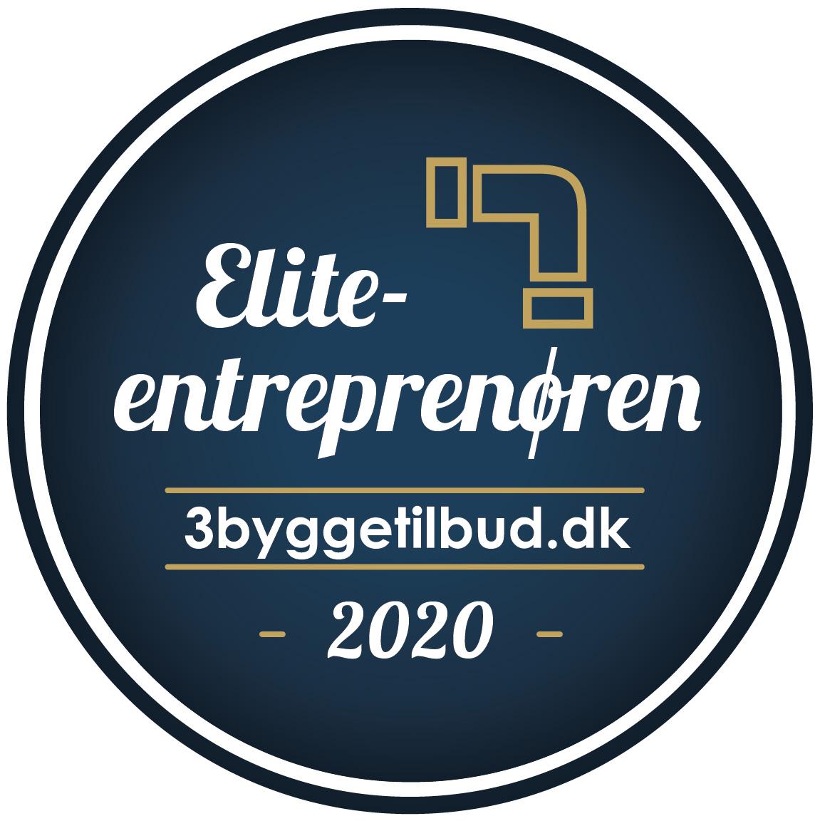 Elite entreprenøren 2020