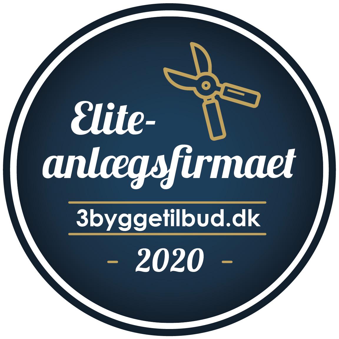 Elite anlægsfirmaet 2020