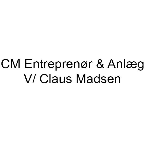 CM Entreprenør & Anlæg V/ Claus Madsen