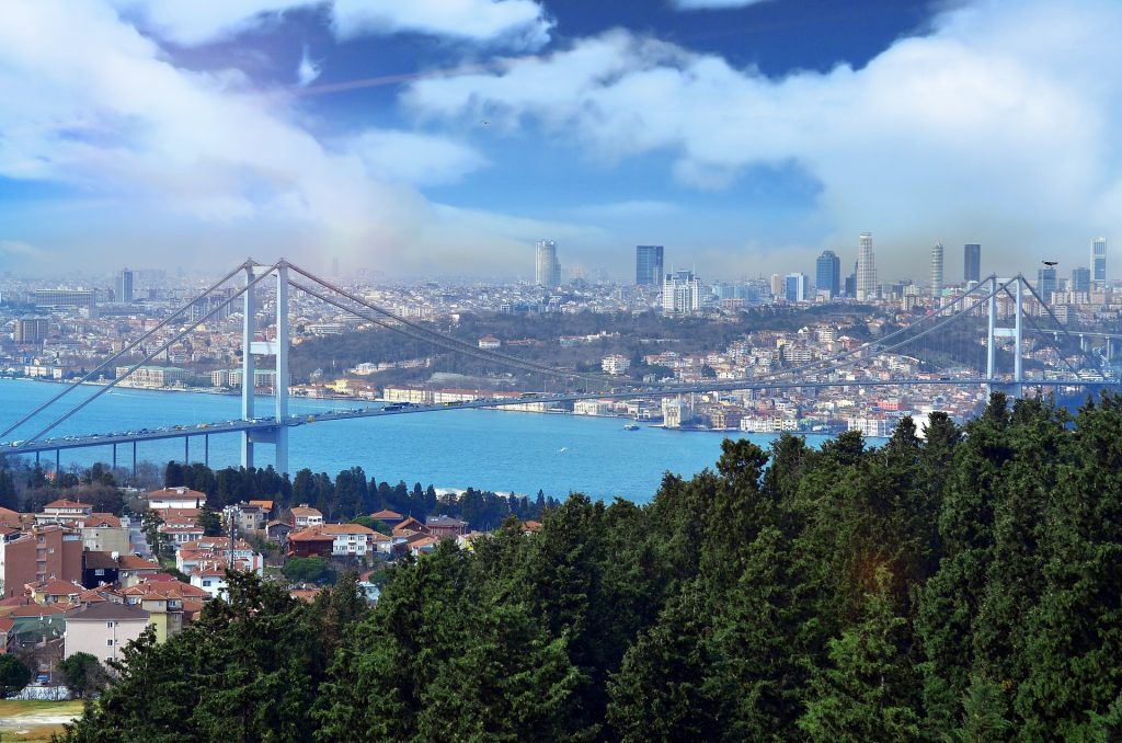 İstanbul Boğazı Semtleri