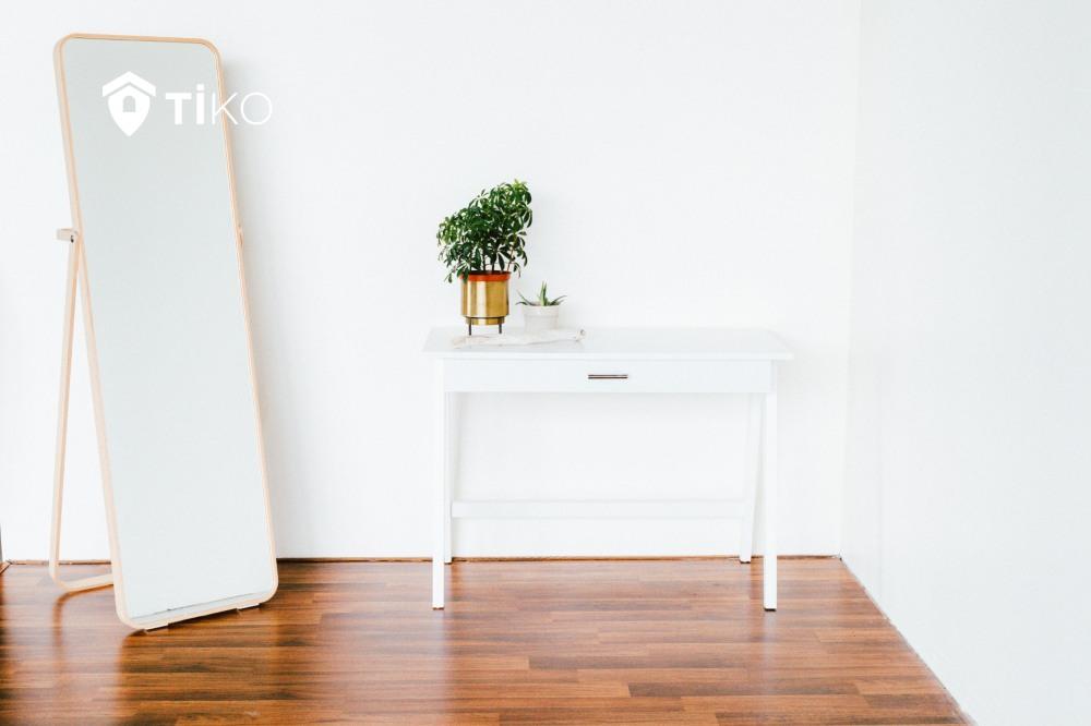 Una habitación ordenada y limpia que ayudará a vender antes el piso