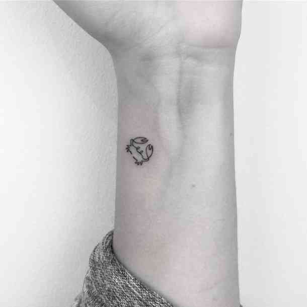 6a4eb1717 Zodiac Tattoos: A Tattoo for Each Sign! | Jhaiho