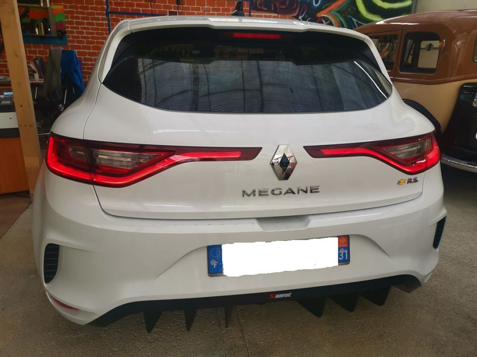 Renault Mégane 4 RS Trophy  occasion renault Megane IV Saloon  Toulouse