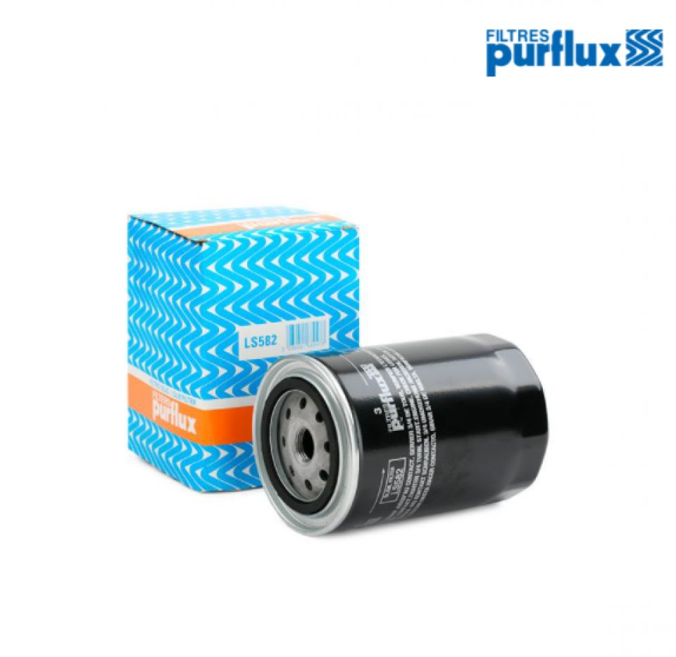 Oil Filter LS582 used    Manchester