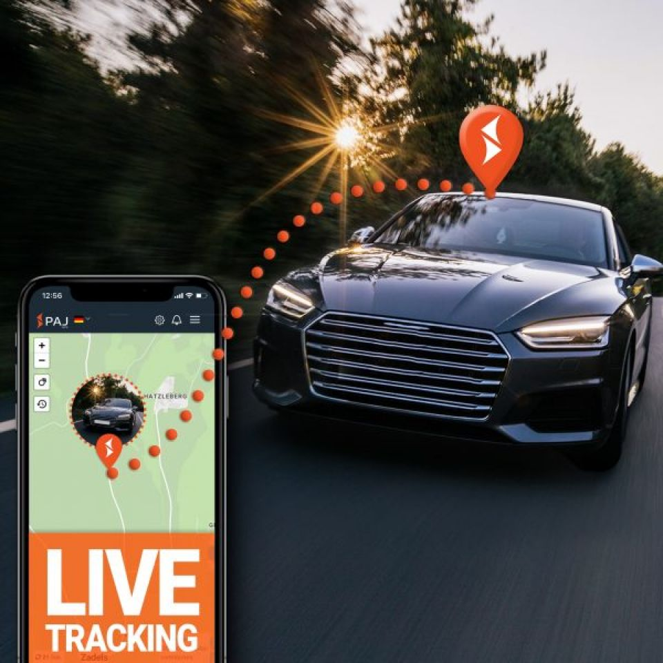 PAJ POWER Finder 4G - GPS Tracker for Vehicles new   Poole Town
