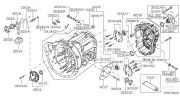 cover assy front sleeve clutch