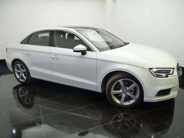 Demo AUDI A3 SEDAN 1.4TFSI 110KW MA | McCarthy.co.za