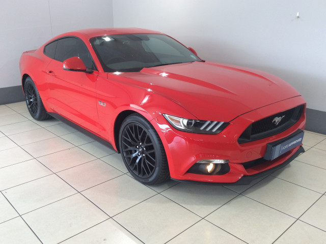 FORD MUSTANG 5.0 GT M