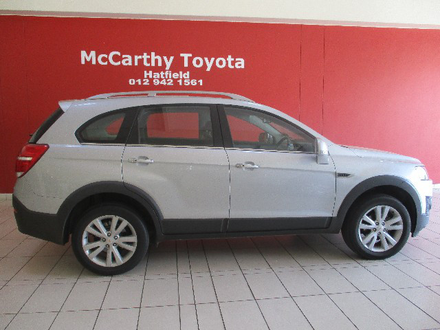 Used Chevrolet Captiva 24 Lt At Mccarthy