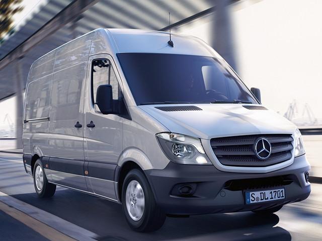 Commercial mercedes benz sprinter 515 cdi 4x2 p van for Mercedes benz sprinter 515 cdi specifications