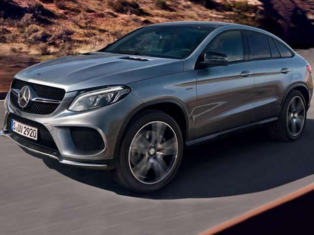 New Mercedes Benz Amg Gle 43 Coupe Suv 4matic 9g Tronic