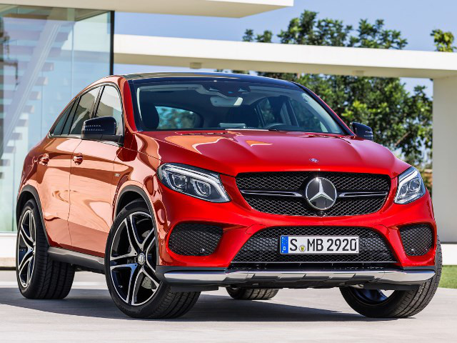 Mercedes Benz Amg Gle 63 S Coupe Suv 4matic Sdshift Plus 7g Tronic