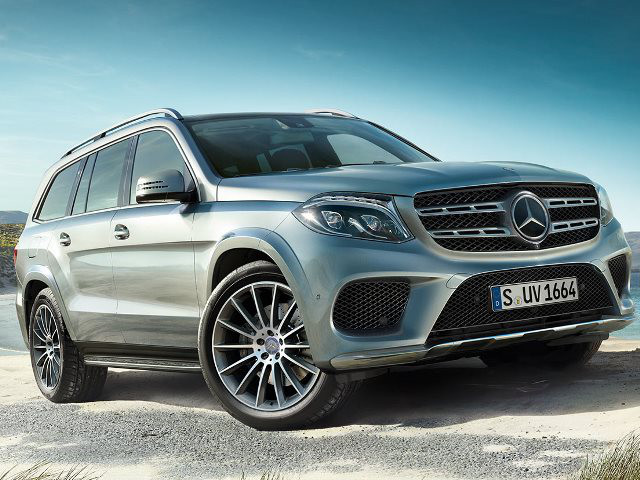 Mercedes Suv Used >> New MERCEDES-BENZ GLS 500 4MATIC AT | McCarthy.co.za