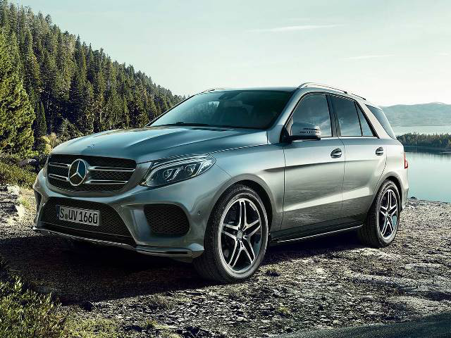 New mercedes benz gle 500e hybrid suv 4matic at mccarthy for Mccarthy mercedes benz