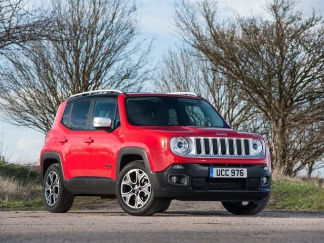 Jeep Renegade 1 6 E Torque Sport