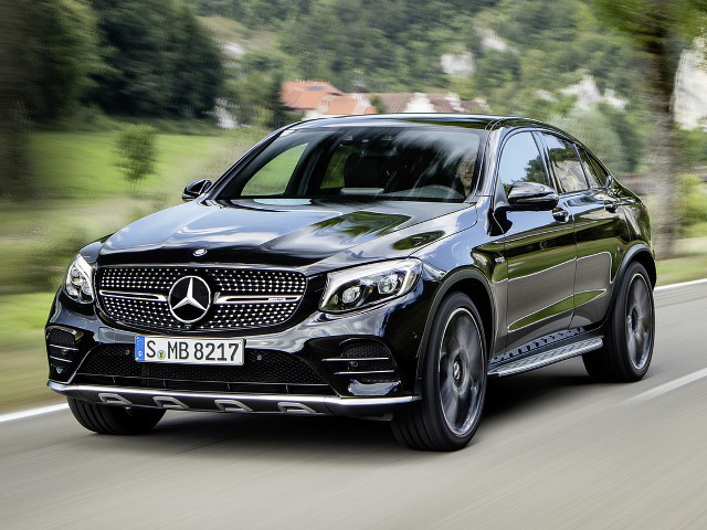 Car Dealerships In Ct >> New MERCEDES-BENZ AMG GLC 43 COUPE SUV 4MATIC 9G-TRONIC | McCarthy.co.za