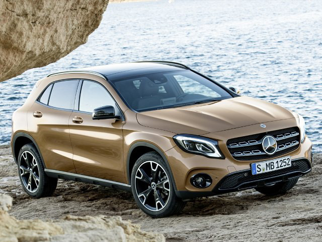 Car Dealerships In Ct >> New MERCEDES-BENZ GLA-CLASS GLA 250 4MATIC AT | McCarthy.co.za