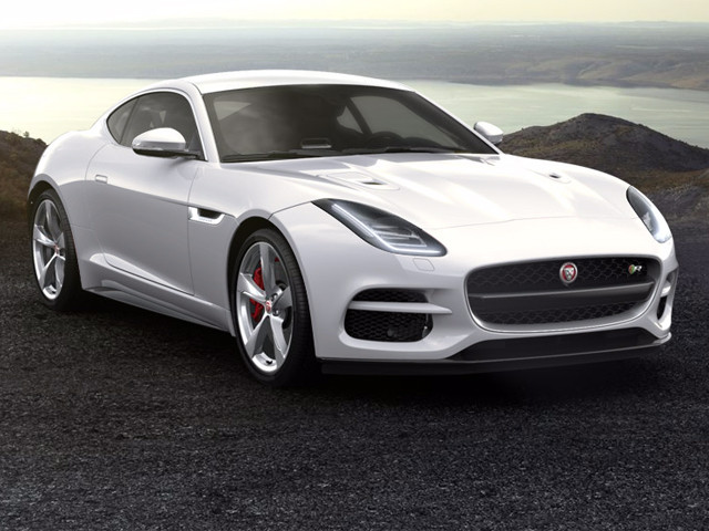 JAGUAR F TYPE 5.0 V8 COUPE AWD 405KW SUPERCHARGED R AT