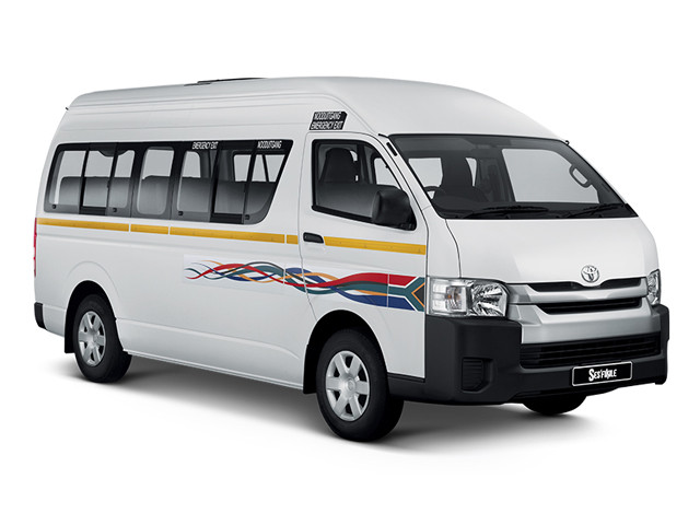 New Toyota Quantum 2 7 Sesfikile 16 S Minibus Mccarthy Co Za