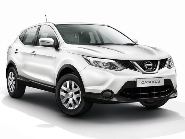Car Dealerships In Ct >> New NISSAN QASHQAI 1.2 T VISIA 5-DR | McCarthy.co.za