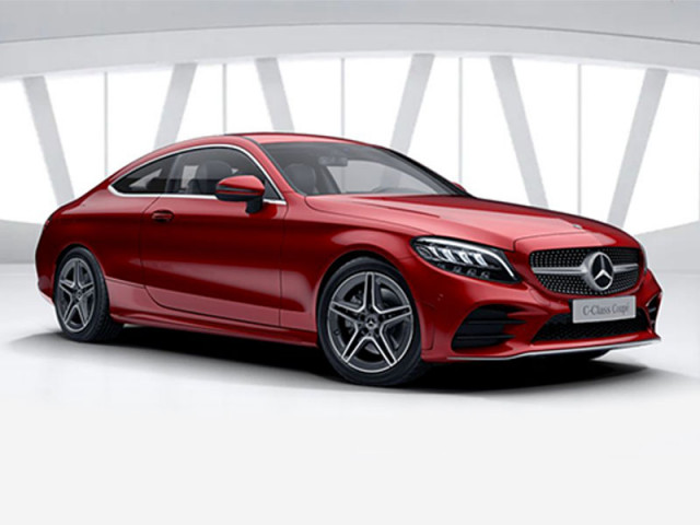 New Mercedes Benz C Class C300 Coupe Amg Line 9g Tronic Mccarthy Co Za