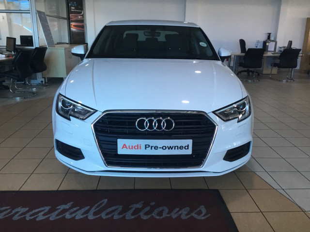 used audi a3 sedan 1.0tfsi 85kw stronic | mccarthy.co.za