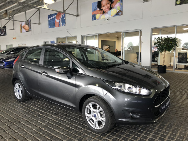 FORD FIESTA 1.0 ECOBOOST TREND POWERSHIFT 6AT 5DR