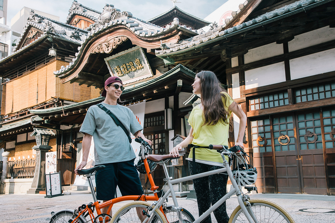 Basic Cycling Tips to Make Your Trip to Matsuyama and the Dogo Onsen More Enjoyable!