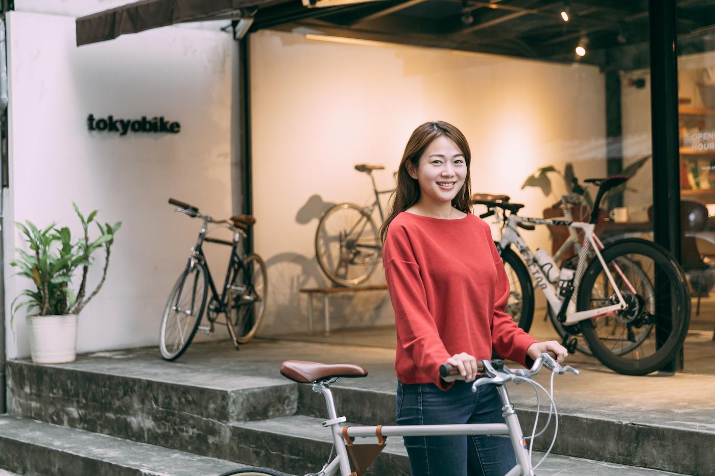 悠遊愛媛島波海道 魏華萱愜意自在的跳島單車之旅