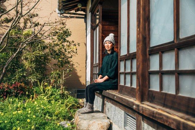 富田桂子女士