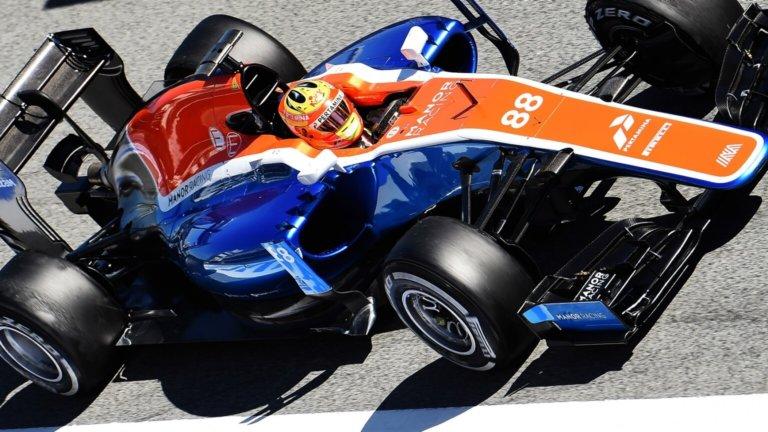 manor racing talk engineering careers